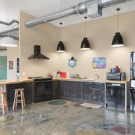 Hampshire Country School Interior Kitchen