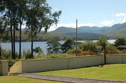 View across Loch Eil