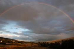 Rainbow, from Ardarroch