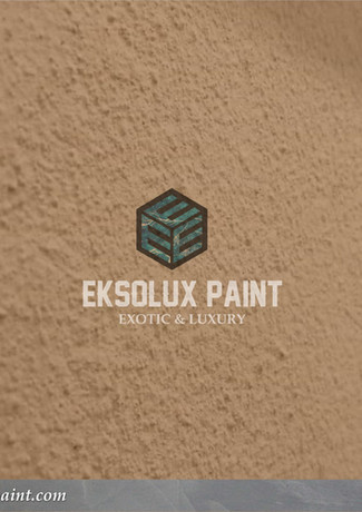 cat tekstur warna gold project eksolux p