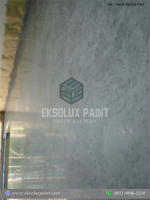 stucco venetian cement effect