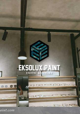 eksolux paint wash paint semen ekspos 2.