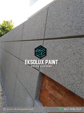Jasa Cat Tekstur Kamprot JABODETABEK | Eksolux Paint