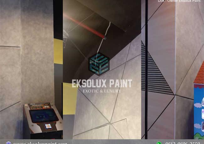 eksolux paint wash paint semen ekspos 12