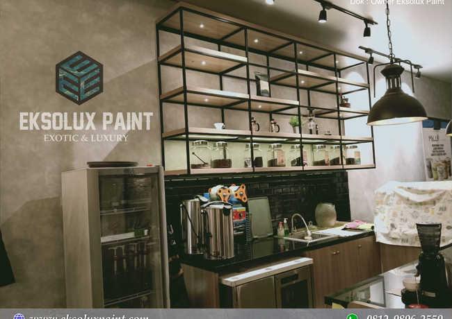 eksolux paint wash paint semen ekspos 3.