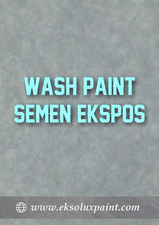 eksolux paint wash paint semen ekspos.jp