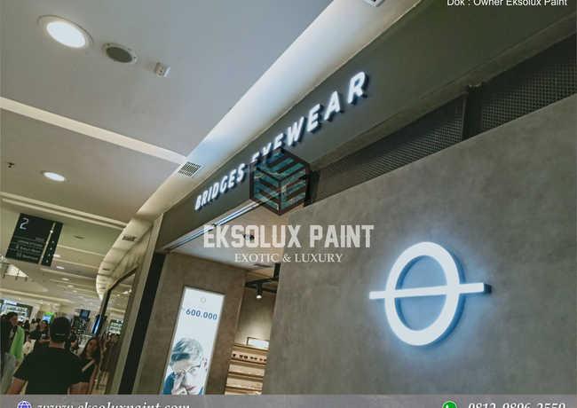 eksolux paint wash paint semen ekspos 8.
