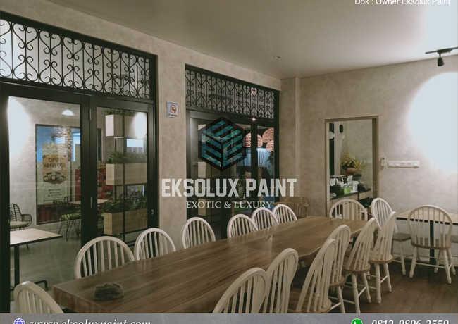 eksolux paint wash paint semen ekspos 4.