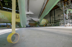 Painting hangar Rome