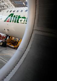 Alitalia maintanance