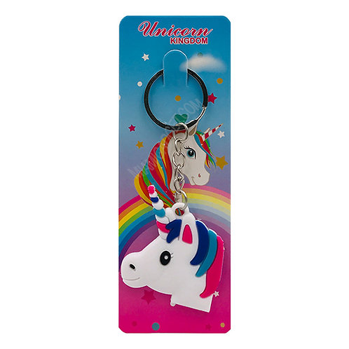 Unicorn Key Ring