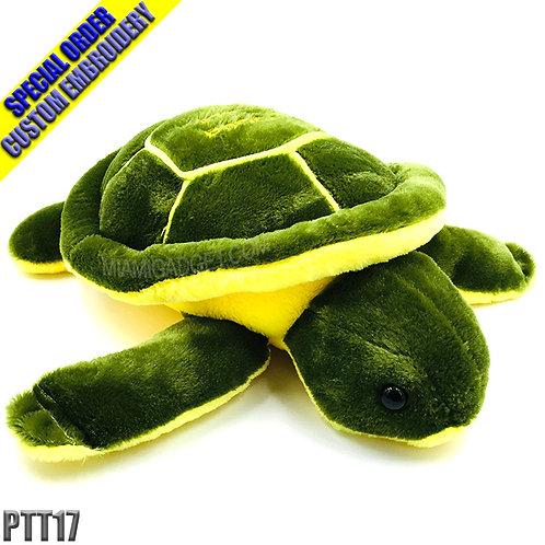 """Sea Turtle Plush 17"""" Large"""