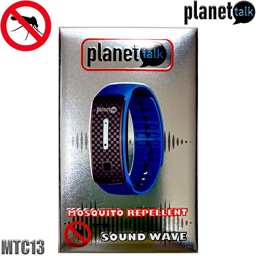 Rechargeable Mosquito Repellent Bracelet with Sound Wave