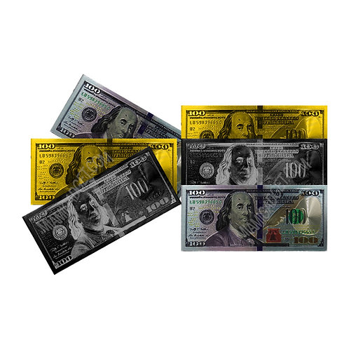 Small $100 Dollar Bill Magnet