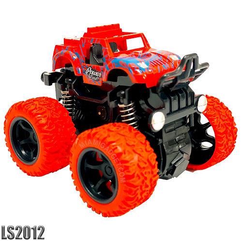 Bigfoot 4X4 Car - Printed