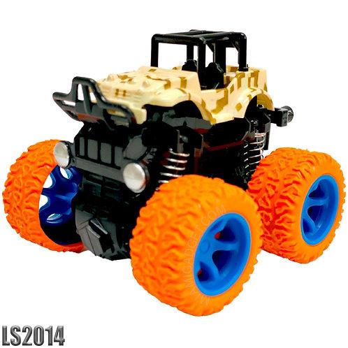 Bigfoot 4X4 Car - Camo
