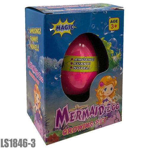 Mermaid Growing Egg