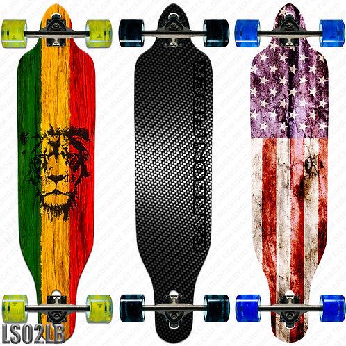 """41"""" Longboards, Retro Boards USA"""