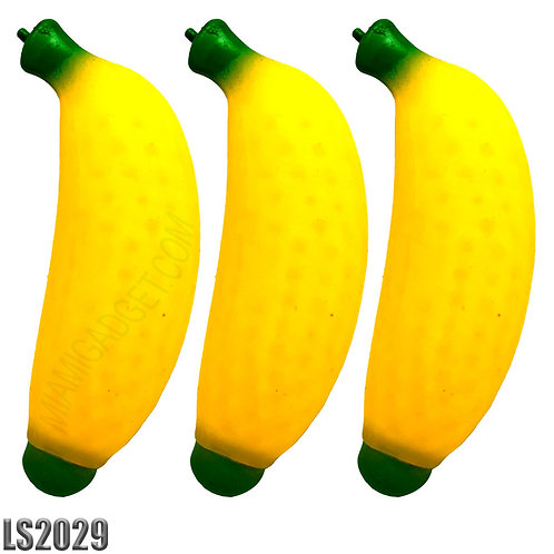 Banana Squeeze Toy