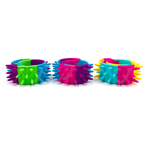 Spikes Snap Band