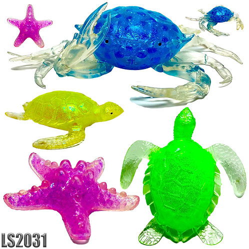 Sea Life Squeeze Toy
