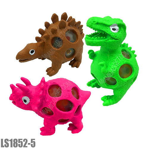 Dino Mix Squeeze Ball