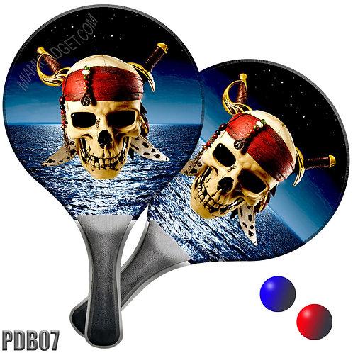 Paddle Ball Set - Pirate