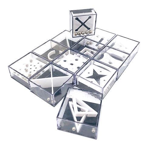 1D Balance Game