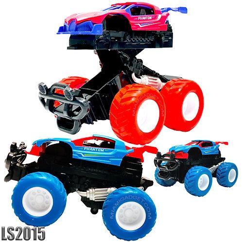 Monster 4x4 Stunt Cars