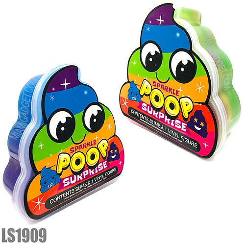 Sparkle Poop Surprise Slime
