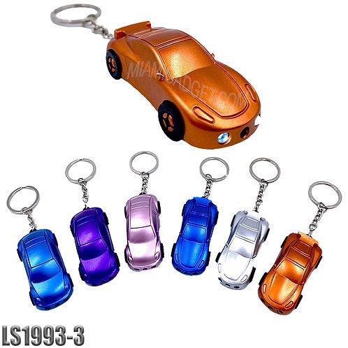 Led Flashlight - Car Racing Style - w/Keyring