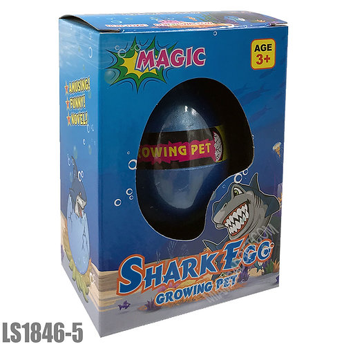 Shark Growing Egg