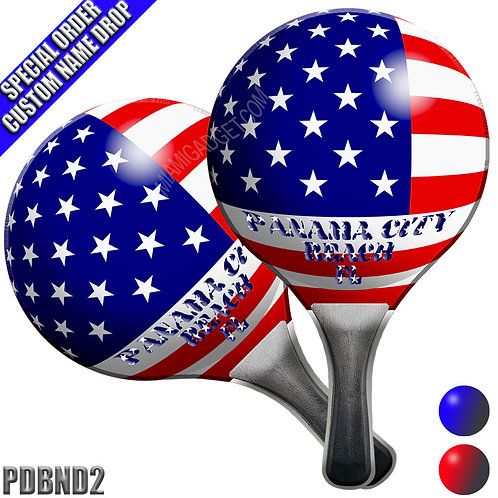 Paddle Ball Set - USA
