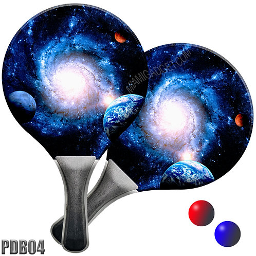 Paddle Ball Set - Galaxy