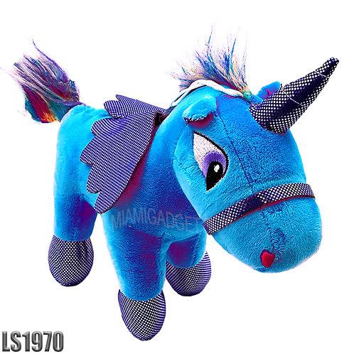 """Standing Unicorn Plush - 10"""""""