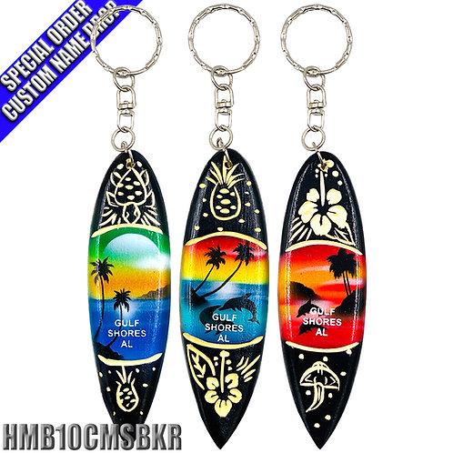Surf Board Key Ring - 10 cm