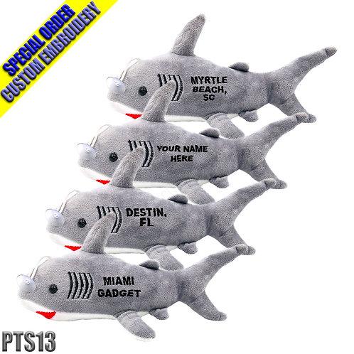 """Shark Plush 13"""""""