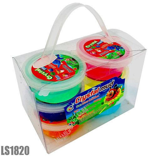Pack of 6 Slime