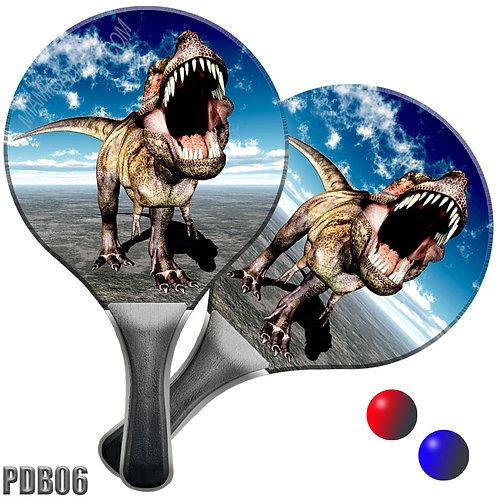 Paddle Ball Set - T-Rex