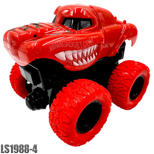 Monster Truck 4x4 - Solid Colors MD