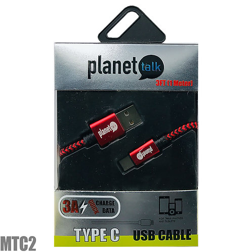 Type-C to USB Cable 3.0A (1 m)