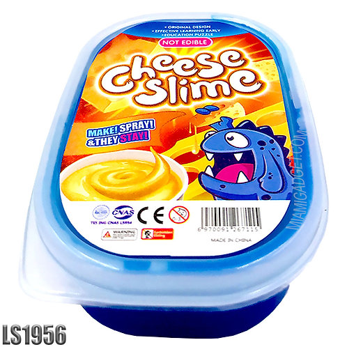 Cheese Bubble Slime
