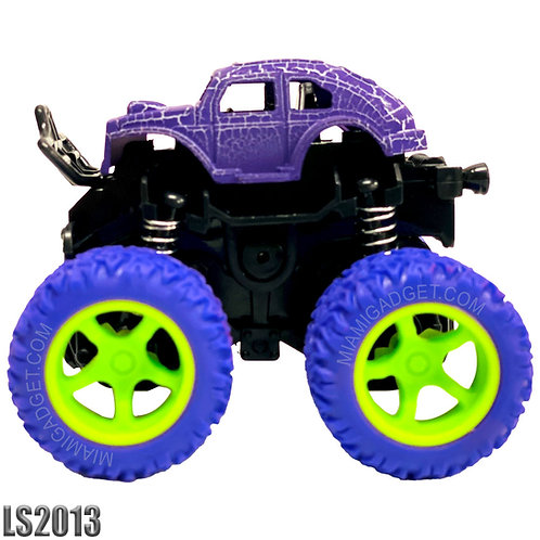 Bigfoot 4X4 Car - Snake Skin