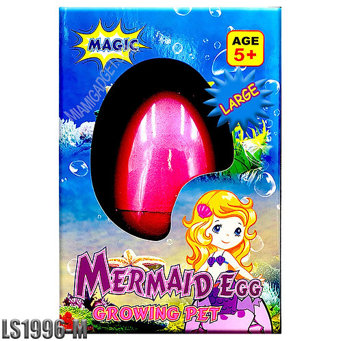 Mermaid Growing Egg - Large