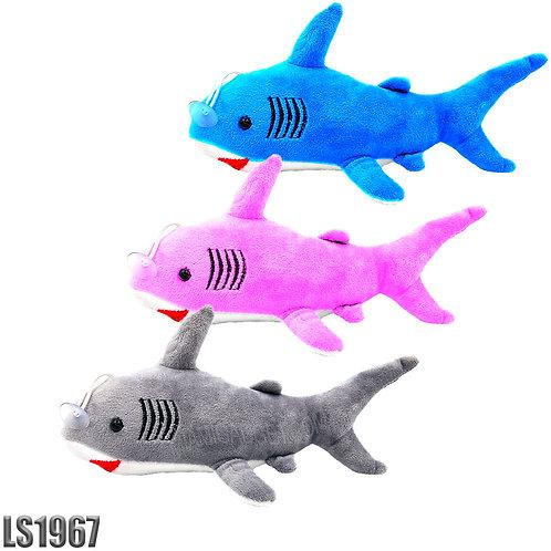 """Shark Plush - 12"""""""