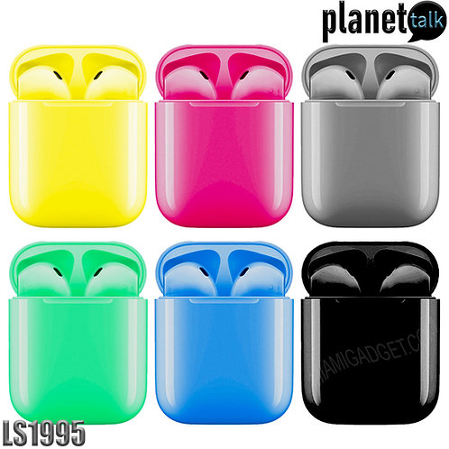 HQ Wireless Earbuds w/Charging Case