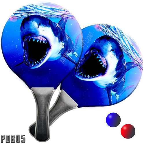 Paddle Ball Set - Shark