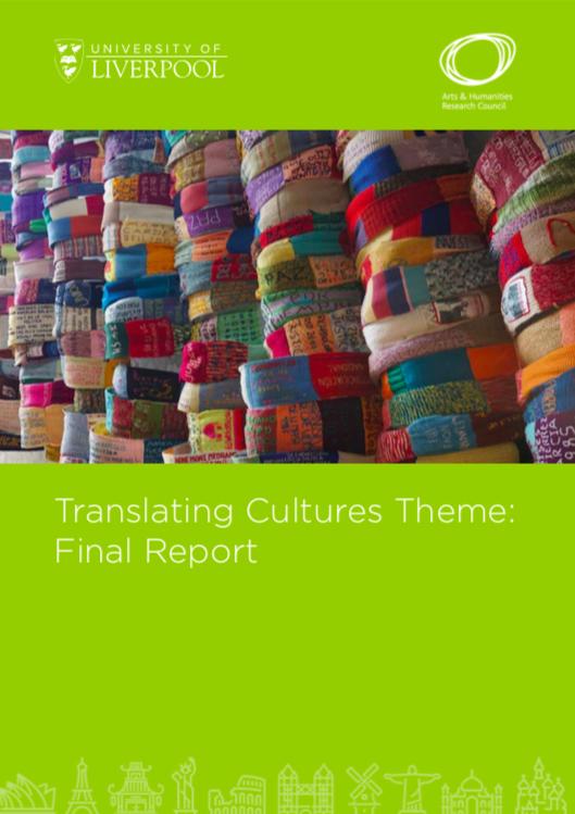 """Translating Cultures Theme"""