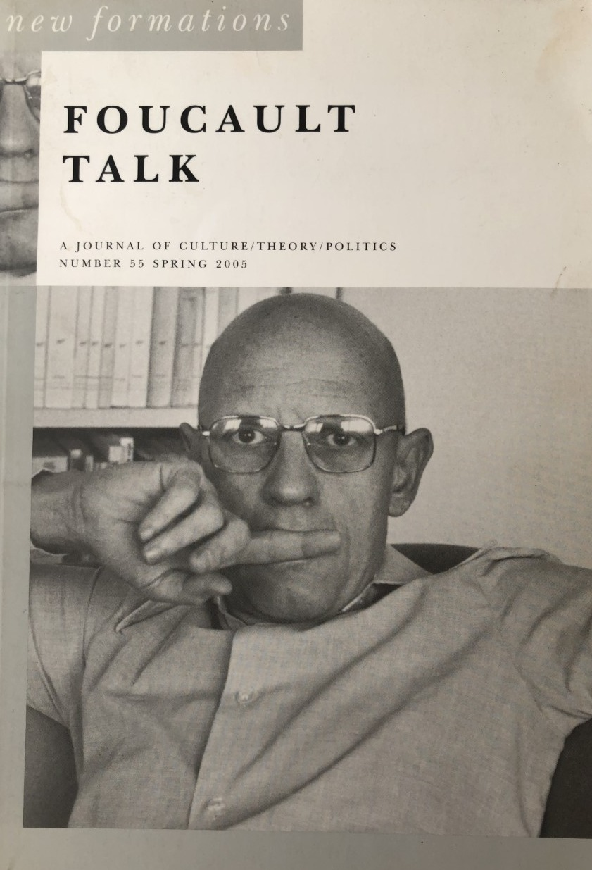 """Foucault Talk"""