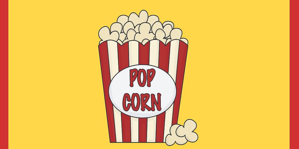 Popcorn Friday - April 9, 2021 - 5:30 to 7:00 PM